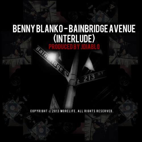 Benny Blanko - Bainbridge Avenue (Interlude) (Prod by JDiablo)